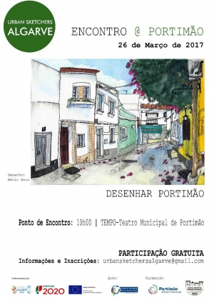 04-Cartaz  Encontro-Urban-Sketchers ARU 2017