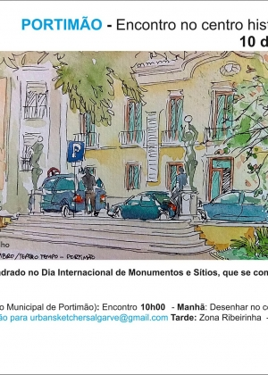 06-Cartaz Encontro-Urban-Sketchers ARU 2016
